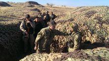 Война на Донбассе: надо ли копать окопы?