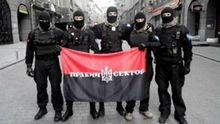 """Росіянина, який хотів вступити до """"Правого сектору"""", засудили на два роки"""