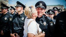 Новая полиция в лицах. Кто будет хранить правопорядок Киева