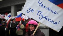 Россия — это не страна, а царство абсурда