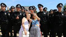 Нова поліція починає патрулювати Київ: як відреагували соцмережі