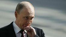 """Путин — военный преступник, маскирующийся под """"главу государства"""""""