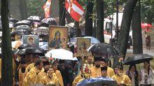 Християни відзначають 1000 років зі смерті князя Володимира