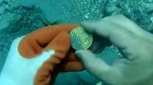 Мільйон доларів золотом знайшли у водах США