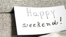 Опрос: Идеальные выходные для вас — это ...