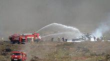 Військовий вертоліт розбився на авіашоу у Росії