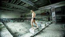Мощная фотосессия от украинских спортсменов