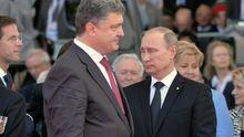 """Порошенко резко ответил Путину о """"братских народах"""""""