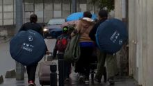 У Франції циган масово вигнали з домівок