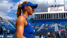 Українська тенісистка шокує фаворитів у США