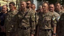 """Бійці """"Донбасу"""" вшанували загиблих під Іловайськом"""