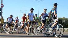 Елітну дорогу Януковича віддали велосипедистам
