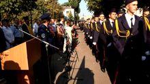 Перше вересня у військовому коледжі