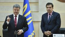 Порошенко предлагают сделать Саакашвили премьером