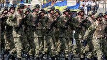 Армия Украины ухудшила свои позиции в мировом рейтинге (Инфографика)