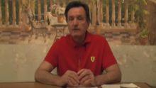"""Скандальний суддя """"засвітився"""" у футболці Ferrari: каже, що влада всіх прослуховує"""