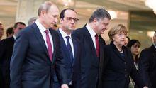 Встреча лидеров нормандской 4-ки — никаких сенсаций
