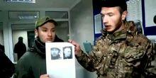 Добровольці АТО штурмують райвідділок міліції в Києві