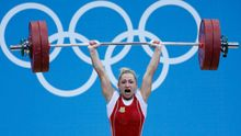 """Українська важкоатлетка програла дуель за """"бронзу"""" через власну вагу"""