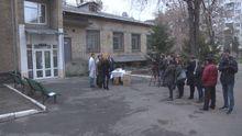 Столичний військовий шпиталь отримав ліки на суму понад 100 тис. грн