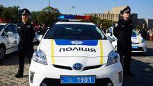 Старые милиционеры присоединились к харьковским полицейским