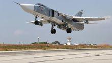 """Російський літак знову """"заблукав"""" на Близькому Сході"""