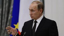 Путин ввел самосанкции