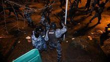 Первая силовая зачистка Майдана: как это было