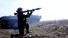 Тишина в зоне АТО закончилась — боевики вновь обстреляли украинских военных