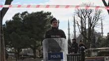 Появились новые фото с места взрыва в Стамбуле (18+)