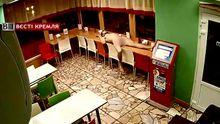 Горе-термінатор: у російському Саратові голий дебошир вдерся в кафе
