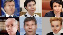 Як виглядали б  колишні регіонали з новими обличчями: ви будете сміятися