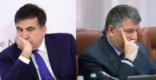 Саакашвілі пропонував мені посаду прем'єр-міністра, — Аваков