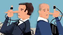 Дуель Кононенка з Абромавичусом: карикатура тижня