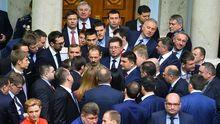 Депутаты Порошенко созывают фракцию, чтобы поговорить о новом премьере