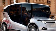 Первый украинский электрокар представили в Монако. На рынке авиаперевозок грядет новая эра