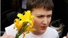 Савченко вернулась в Украину. Хронология