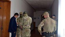 СБУ и Генпрокуратура устроили обыск в офисе советника Саакашвили