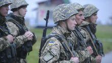 В Украине создадут военный резерв для наступления