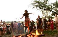Магічне видовище: як у Запоріжжі святкують язичницьке Купала