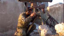 """Появилось видео, как в Сирии """"подорвался на мине"""" российский контрактник"""