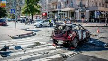 Полиция начала расследование после публикации видео с места убийства Шеремета