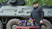 Турчинов рассказал, какое оружие Россия испытывает на Донбассе