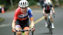 Велосипедистка зламала хребет на Олімпіаді