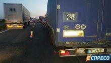 З'явились деталі з місця моторошної аварії з велосипедистами під Києвом (Фото 18+)