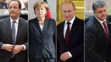 Эксперт рассказал, чего ждет Путин от переговоров нормандской четверки