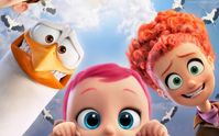 """""""Лелеки"""": зворушливий мультфільм про доставку немовлят"""