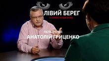 Гриценко розповів, чому Путіну не потрібен Київ і як укази Порошенка обеззброюють армію