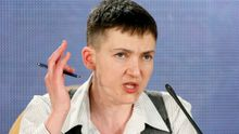 """Две машины и акции универмага """"Украина"""" – Савченко заполнила е-декларацию"""