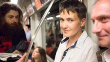 Савченко сообщила, при каких условиях станет президентом